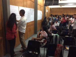 Academic Research Training in Timor Leste