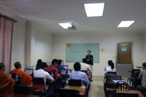 Expert Lectures by Dr. Sriprapha Petcharamesree