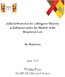 Judicial Protection for a Religious Minority in Indonesia under the Shadow of the Blasphemy Law