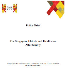 The Singapore Elderly and Healthcare Affordability